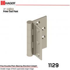 Hager 1129 4.5 USP Half Mortise Hinge Stock No 004212