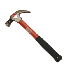 Plumb #11407 13 oz Regular Fiberglass Curve Claw Hammer
