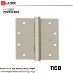 Hager 1168 4.5 x 4.5 USP Full Mortise Hinge Stock No 004766