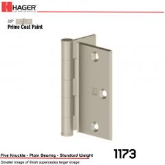 Hager 1173 4.5 USP Half Surface Hinge Stock No 005392