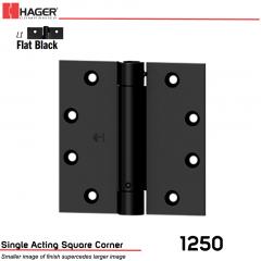Hager 1250 4 x 4 USL1 Full Mortise Hinge Stock No 053553