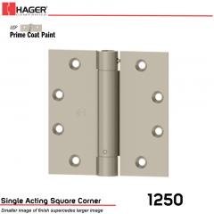 Hager 1250 4.5 x 4.5 USP Full Mortise Hinge Stock No 008050
