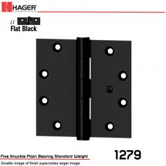 Hager 1279 4 x 4 USL1 Full Mortise Hinge Stock No 011120