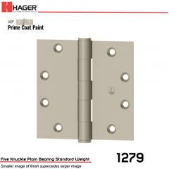 Hager 1279 4 x 4 USP Full Mortise Hinge Stock No 011126
