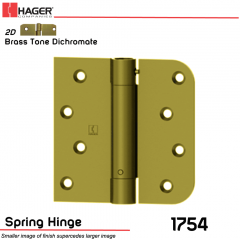 Hager 1754 US2D Full Mortise Hinge Stock No 170486