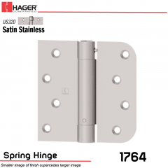 Hager 1764 US32D Full Mortise Hinge Stock No 170519