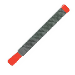 Nicholson 18155N, Nicholson File #18155N 14 in. Farrier's Handy Rasp and File - Cushion Grip