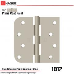 Hager 1817 USP Full Mortise Hinge Stock No 070416