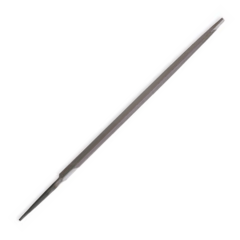 Nicholson 21875N, Nicholson File #21875N 4 in. Extra Slim Taper File without Handle