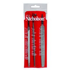 Nicholson 22015NN, Nicholson File #22015NN 3 File Pack-Pouch