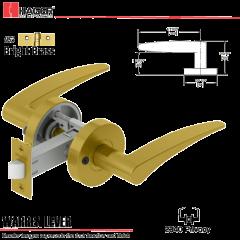 Hager 2340 Warren Lever Tubular Lockset US3 Stock No 169728