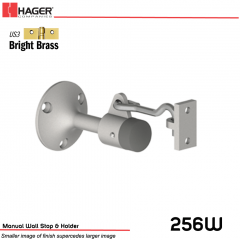 2BW-058585, #256W000000000300, 058585, Wall Stops & Holders