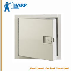 Customizable Karp Flush Mounted Fire-Rated Doors Model KRP-150FR