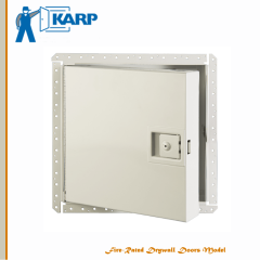 Customizable Karp Fire-Rated Drywall Doors Model KRP-350FR