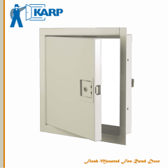 Customizable Karp Flush Mounted Fire-Rated Doors Model KRP-250FR