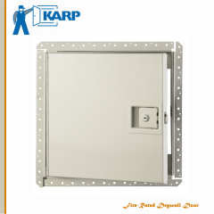 Customizable Karp Fire-Rated Drywall Doors Model KRP-450FR