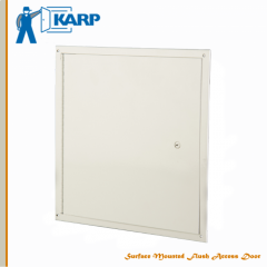 Customizable Karp Surface Mounted Flush Access Door Model DSB-214SM