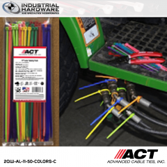 ACT AL-11-50-COLORS-C Color Variety Pack
