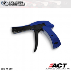 ACT AL-200 8lb to 50lb Automatic Cut Off Cable Tie Tension Tool