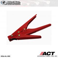 ACT AL-300 120lb to 175lb Manual Cut Off Cable Tie Tension Tool