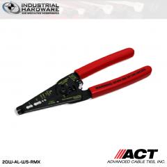ACT AL-WS-RMX 14-2 & 12-2 Romex Wire Stripper Tool
