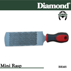 31-BRMS, Diamond Catalog Number BRMS, Diamond Farrier BRMS Bellota Mini-Rasp