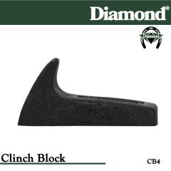 31-CB4, Diamond Catalog Number CB4, Diamond Farrier CB4 Clinch Block