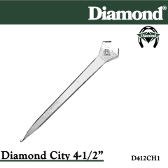 31-D412CH1, Diamond 4-1/2 City nails, Diamond product code D412CH1