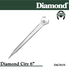 31-D6CH1N, Diamond 6 City nails, Diamond product code D6CH1N