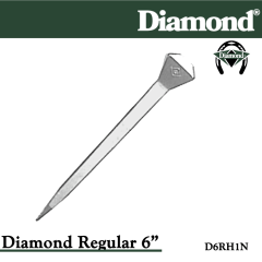 31-D6RH1N, Diamond 6 Regular nails, Diamond product code D6RH1N