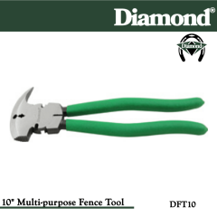 31-DFT10, Diamond Catalog Number DFT10, Diamond Farrier DFT10 10 in. Fence Tool
