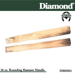 31-DIRHH2, Diamond Catalog Number DIRHH2, Diamond Farrier DIRHH2 36 oz. Rounding Hammer Handle