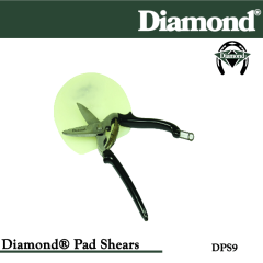 31-DPS9, Diamond Catalog Number DPS9, Diamond Farrier DPS9 9 in. Pad Shears
