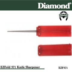31-EZF571, Diamond Catalog Number EZF571, Diamond Farrier EZF571 EZFOLD 571 Knife Sharpener