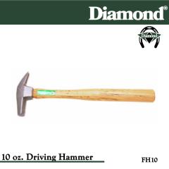 31-FH10, Diamond Catalog Number FH10, Diamond Farrier FH10 10 oz. Race Track Driving Hammer