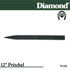 31-P12D, Diamond Catalog Number P12D, Diamond Farrier P12D 12 in. Pritchel