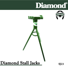 31-SJ23, Diamond Catalog Number SJ23, Diamond Farrier SJ23 Stall Jack - 23 in.
