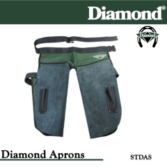 31-STDAS, Diamond Catalog Number STDAS, Diamond Farrier STDAS Farrier Apron - Short (22 in.)