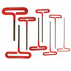 Cushion Grip Loop T-Handle Hex End 8pc Set 2-10mm (CTHX10-9) (46487) 6 in. Blade