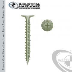 824CB, cement board screws, 8-15 x 2-1/4 cement board fasteners
