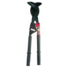HK Porter #8690CS 29 3/4 in. Ratchet-type Soft Cable Cutter: 3 in. Capacity