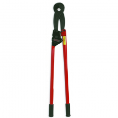 HK Porter #8690TN 36 in. Ratchet-type Wire Rope Cutter: 3/4 in. Capacity