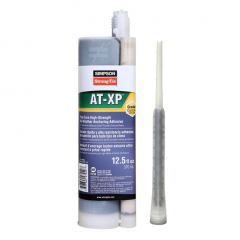 Simpson Strong-Tie AT-XP13 Acrylic Anchoring Adhesive 12.5 oz. w/ Nozzle