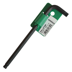 T55 Ball-Star End Long Arm L-Wrench 11755 Tag/Barcode Corrosion Resistant, 11755