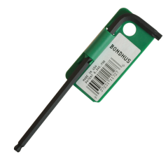 T15 Ball-Star End Long Arm L-Wrench 11715 ( 5pc Tag/Barcode ) Corrosion Resistant, 11715
