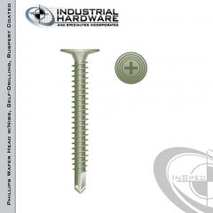 CB824, cement board screws, 8-18 x 2-1/4 cement board fasteners