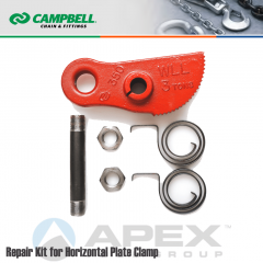 Campbell #6501700 Repair Cam Kit for Horizontal Plate Clamp Part #6421701