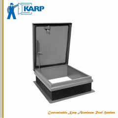 Customizable Karp Galvanized Roof Hatches