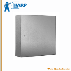 Karp Recessed Valve Boxes Model KRVB