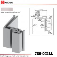 Hager 780-041LL CLR Concealed Leaf Hinge Stock No 194928